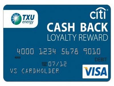 Сash back кредитная карта