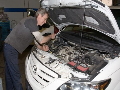 Ремонт машины в кредит